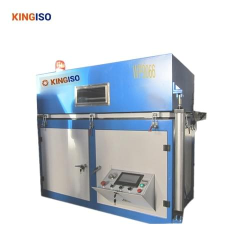 Vacuum Membrane Press Woodworking Machine for Curved Panels