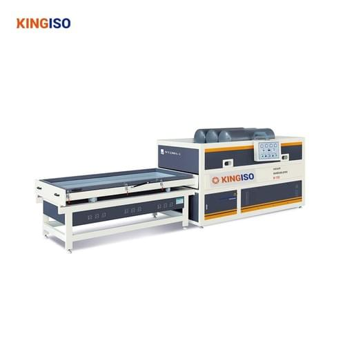 WVP2300A-1Z China woodworking vacuum laminating machine price