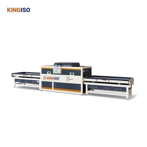 WVP2300A-2Z Vacuum Membrane Press Woodworking Machine