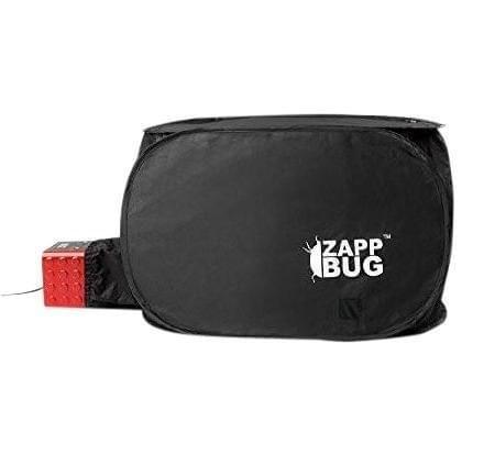 Location à la journée - Tente chauffante ZappBug  1 chauffage  - Eradication par la chaleur