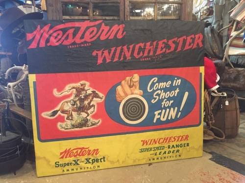 Winchester Carnival Canvas