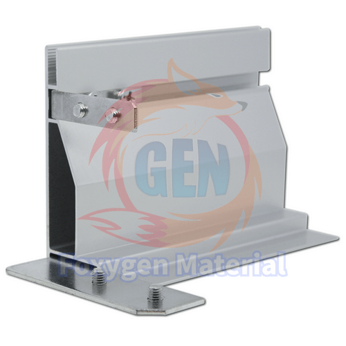 tension stretch fabric backlit aluminum profile for Led light boxs advertising sign textile frame
