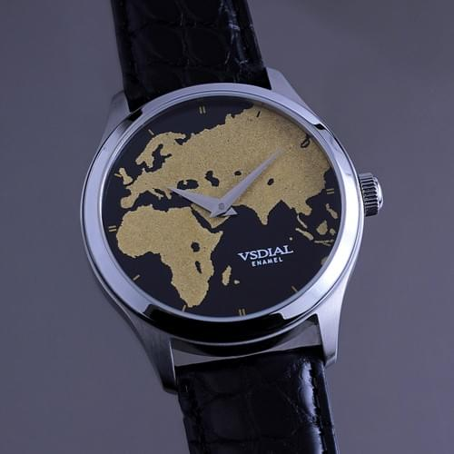 Gold Earth Map