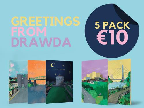 Greetings from Drawda