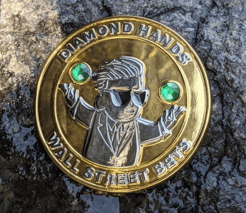 """Original Diamond Hands 