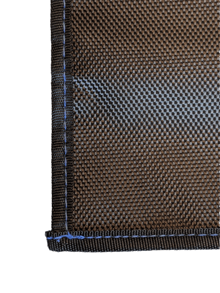 "Large X2 Shielded Notebook /Multi-Phone Faraday Bag 10""x14"""