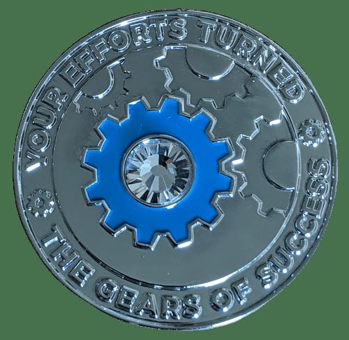 Small-batch Teamwork Award Metal Token