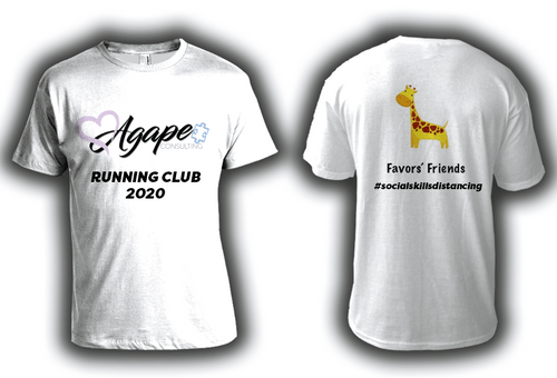 Running Club 2020 Shirts