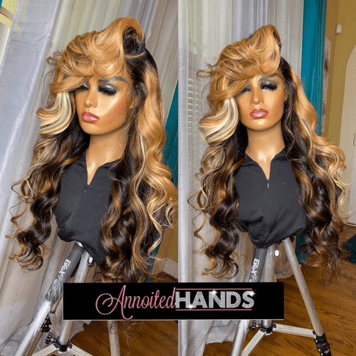5x5 Lace Closure Unit