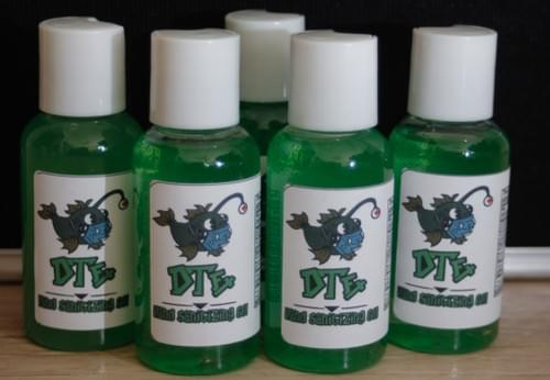 3 oz Gel Hand Sanitizer