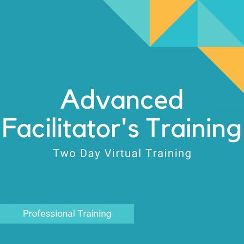 Advanced Training For Group Facilitators