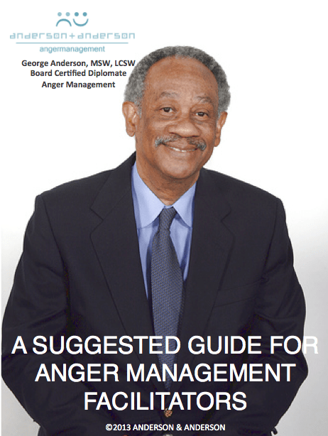A Suggested Guide For Anger Management - Facilitators Guide  E-Book