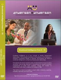 Emotional Intelligence 0 to 10 - DVD