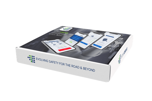 SOBRDRIVE Vehicle Alcohol Detection Hardware