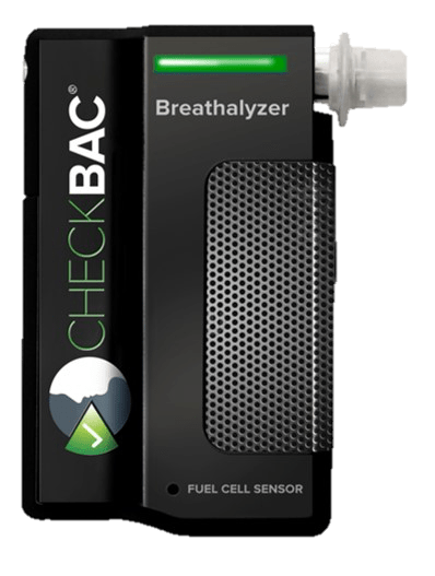iAlco Supreme Bluetooth Breathalyzer
