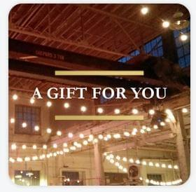 Square  Gift Certificate - Lights