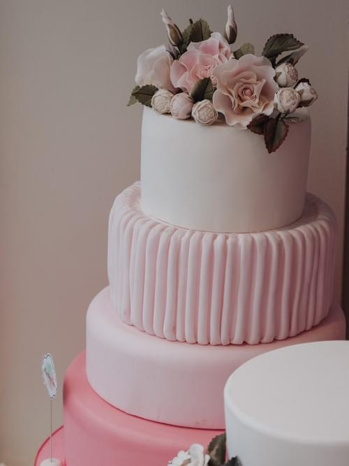 Wedding Cake Tasting & Design Consultation