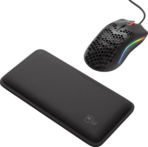 Glorious Padded Mouse Wrist Rest (STEALTH Edition)