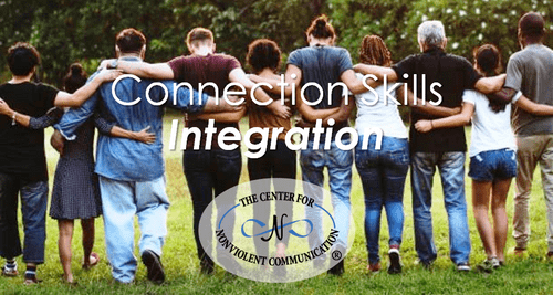Connection Skills INTEGRATION: 5 weeks Wed Dec 9 @12pm Pacific (Online)