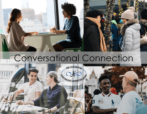 Conversational Connection Skills: a 10-week journey Mon Feb 8 @12pm Pacific (Online)