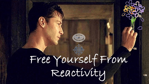 Free Yourself from Reactivity: 10-week journey to choicefullness Mon May 24 @12pm Pacific (Online)