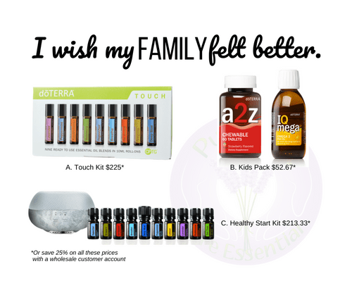 I wish my Family felt better