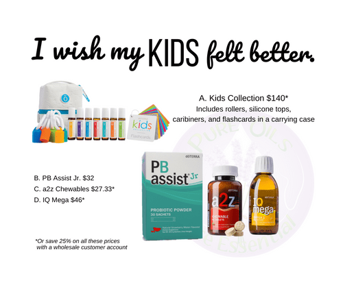 I wish my kids Felt Better