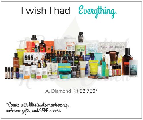 I wish I had Everything