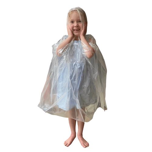 Rain Ponchos - Kids Size