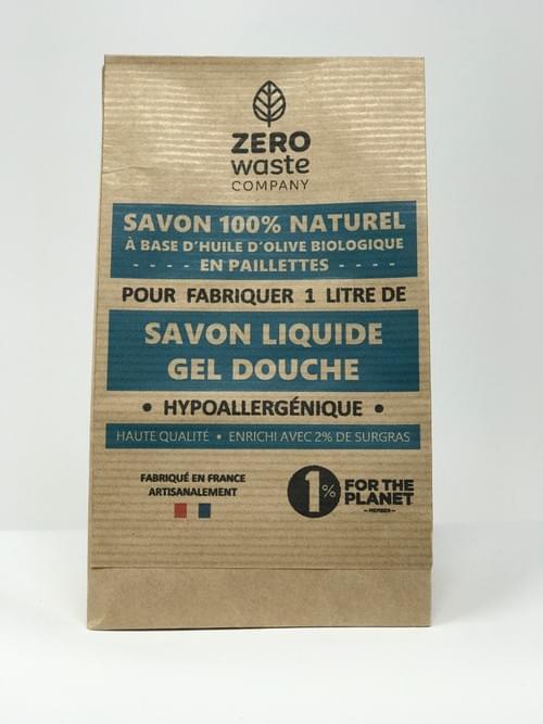 SAVON LIQUIDE / GEL DOUCHE BIO - DIY  (à fabriquer soi même) - 1 litre