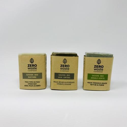 COFFRET PLAISIR - TRIO SAVONS BIO