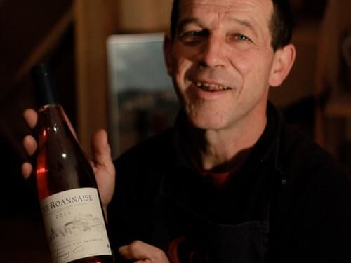 Caisse Vin de Pays Rosé Demi-sec Bio