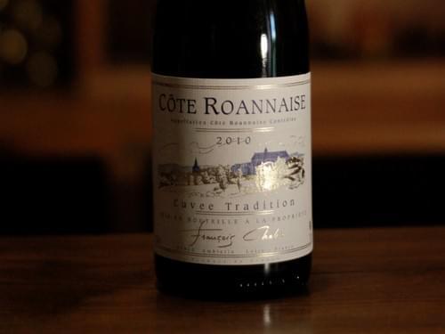 Côte Roannaise Rouge Egrappé Bio