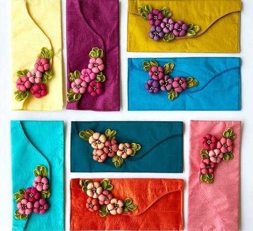 Fabric Evelopes