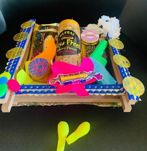 Holi Small Tray