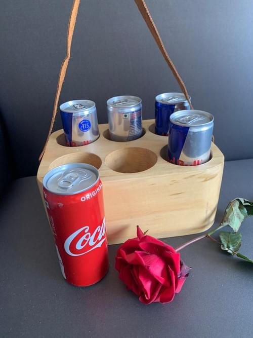 Beer/Coke can Caddy