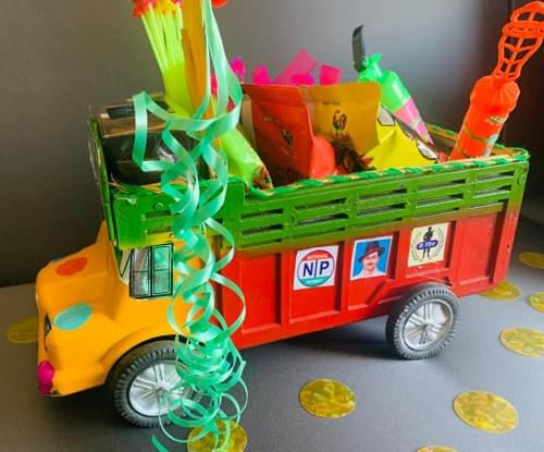 Holi Truck Hamper
