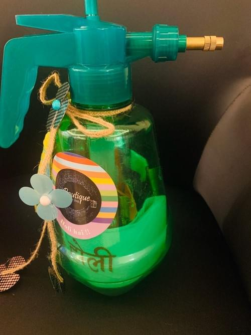 Water Fill Balloon Bottle