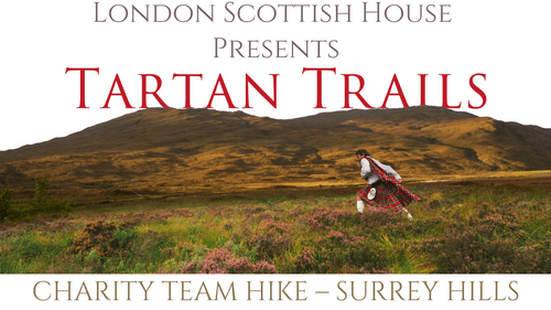 LSH Tartan Trails:  Team Hike - Surrey Hills