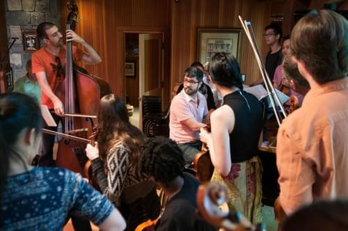 Tango Orchestration Workshop