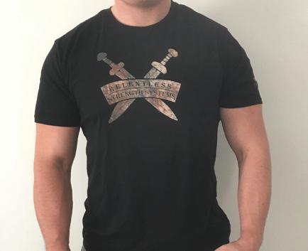T-Shirt Relentless Homme