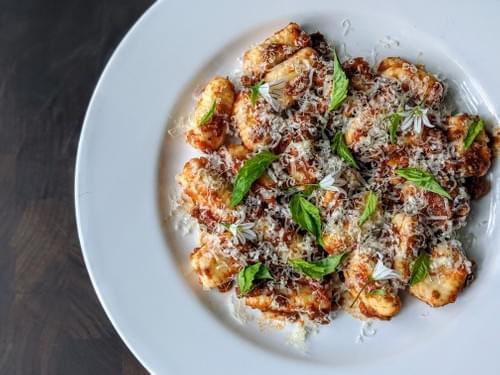 Homemade Gnocchi- 1 quart