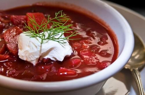 Better Than Bubbe's Borscht- 1 quart