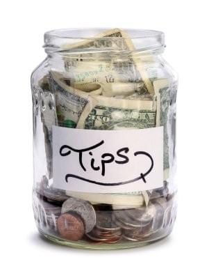 Tip Jar! (or Patron button)