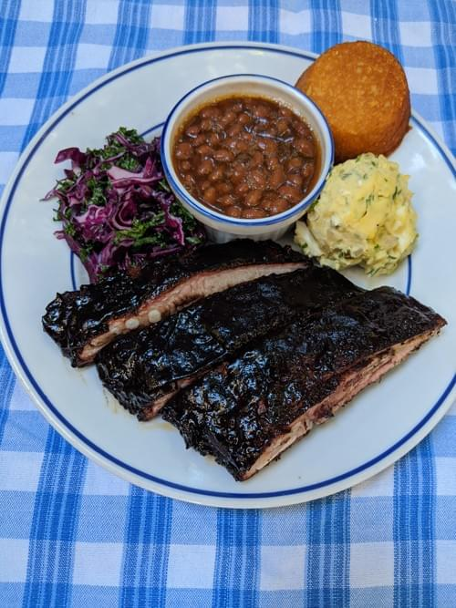 SPECIAL WEEKLY MENU January 22nd- BBQ Brisket with Blueberry-Chipotle BBQ Sauce