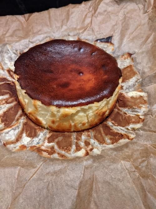 NEW! Basuku- 'Burnt' Basque Cheesecake