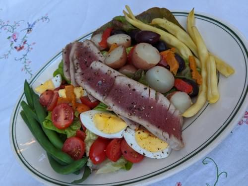 SPECIAL Weekly MENU February 26th- SALADE NIÇOISE