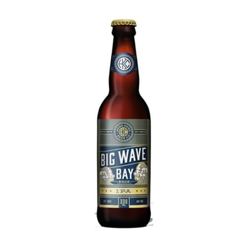 24 x 330ml Big Wave Bay IPA