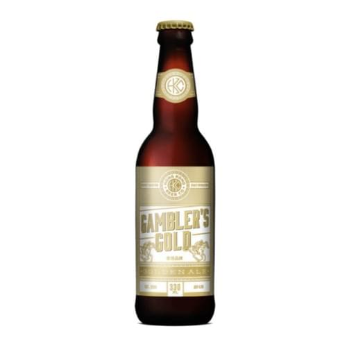 24 x 330ml Gamber's Gold Golden Ale