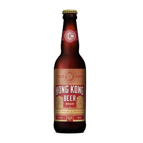 24 x 330ml bottles  - HK Beer Amber Ale